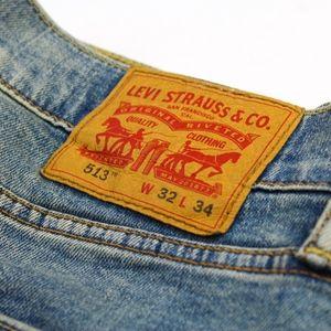 513 Levi Jeans for Men